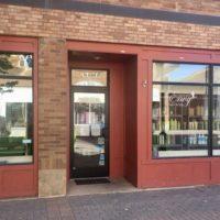 Front Entrance Salon